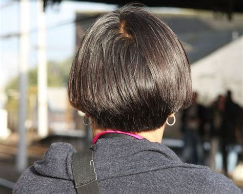 wedge back bob haircut stacked bob hairstyles back view 30 perfect stacked