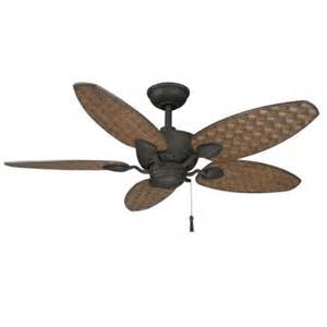 home depot outdoor ceiling fans hton bay largo 48 in gilded iron outdoor ceiling fan