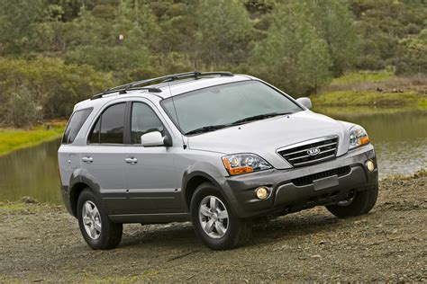 Kia Sorento 2009 by 2009 Kia Sorento Pictures Photos Gallery Motorauthority