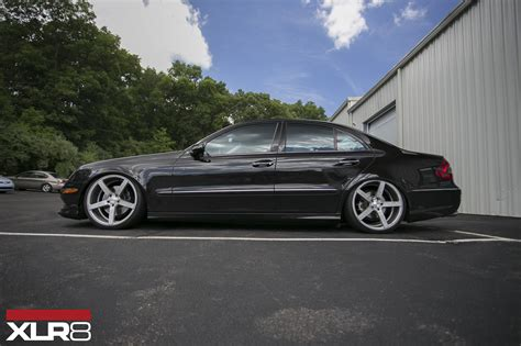 bagged mercedes bagged mercedes e350 excelerate performance