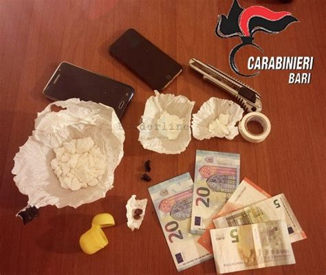 cocaina fatta in casa monopoli nascondono in casa cocaina e hashish in manette