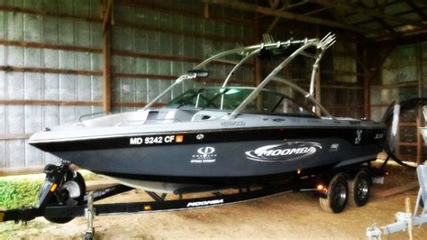 moomba boat trailer moomba xlv boat for sale from usa