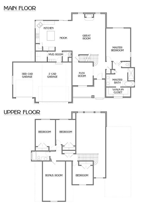 bonus room house plans 4 bedroom with bonus room house plans luxury 1600 sq ft