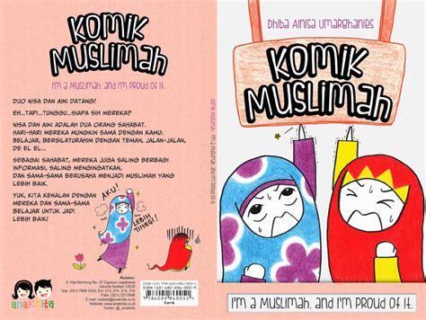 komik muslimah buku pertama komik muslimah