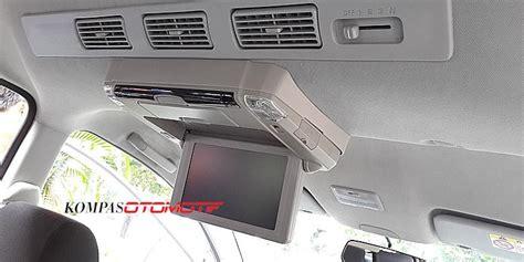 Tv Mobil New Avanza ada televisi di avanza veloz luxury kompas