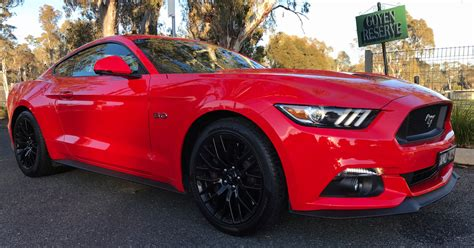 2017 ford mustang gt price 2017 ford mustang fastback gt review caradvice