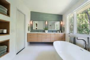 mid century modern bathroom lighting home design ideas tile together with