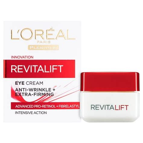 L Oreal Revitalift Eye l oreal revitalift anti wrinkle firming