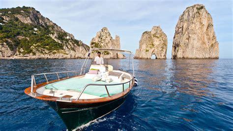 boat trip to capri capri boat service on capri