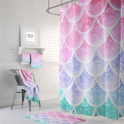 Mermaid Bathroom Set The 25 Best Mermaid Bathroom Ideas On Pinterest Mermaid Bathroom Decor Seashell Bathroom