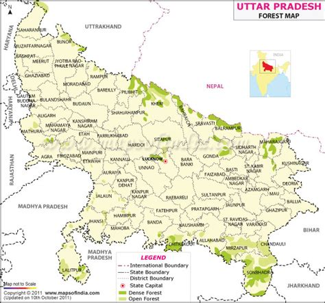 Jharkhand by Forest In Uttar Pradesh
