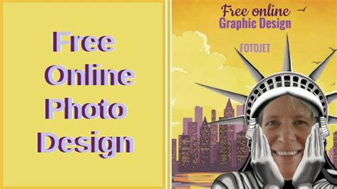 Home Graphic Design Software Free by Free Graphic Design Software From Fotojet Work At