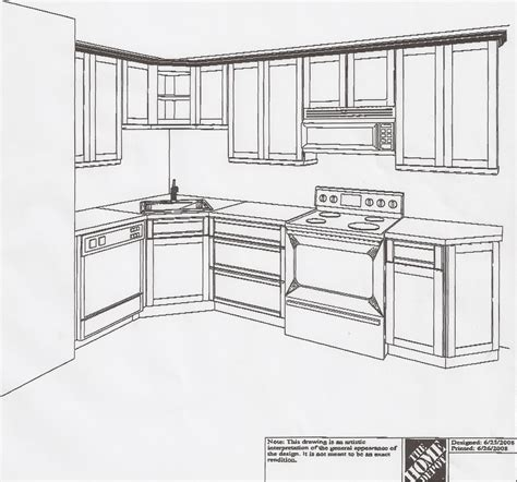 Best L Shaped Kitchen Layout