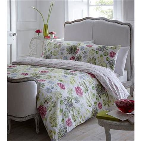 hydrangea comforter multi hydrangea bedding set debenhams com