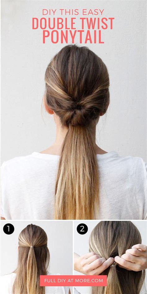 Easy Hairstyles For To Learn by 12 And Easy Hairstyles That Can Be Done In A Few