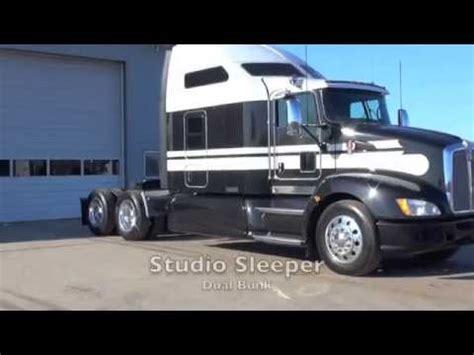 2012 Kenworth T660 Studio Sleeper by 2012 Kenworth T660 86 Quot Studio Sleeper 603