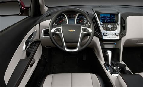 Chevrolet Equinox Interior by Car And Driver