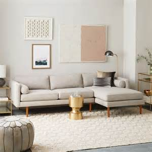 lutz sofa 25 best ideas about sectional sofa layout on