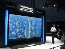 Image result for World's largest TV. Size: 211 x 160. Source: www.flickr.com