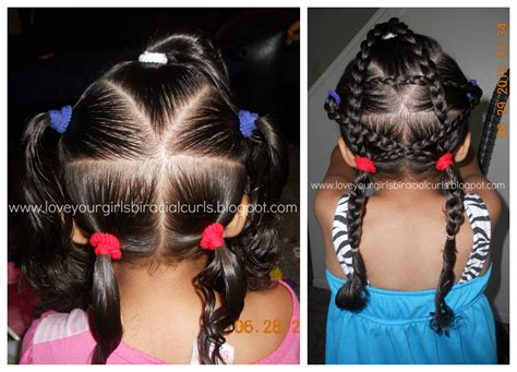 easy biracial hairstyles mixed girl hairstyles immodell net