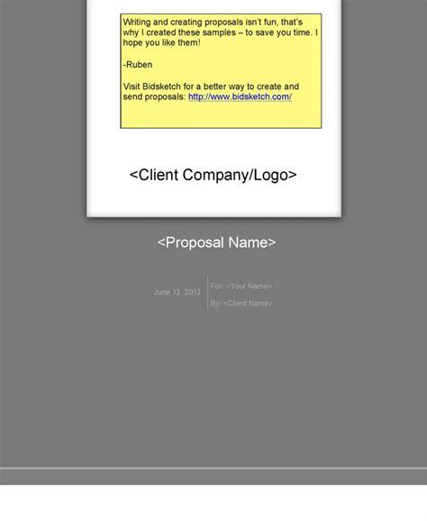 marketing proposal template download free premium