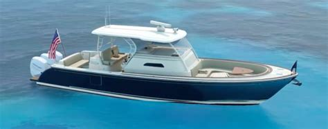 center console boats over 40 ft hunt to build new 54 mph 40 foot center console with