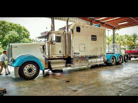 kenworth sleeper trucks kenworth w900l custom ari sleeper 110 000 00 picclick