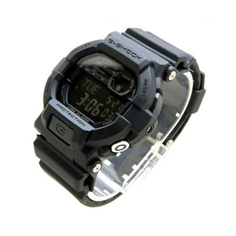 Casio G Shock Gd 350 Rubber casio g shock gd 350 1b flash alert led resin