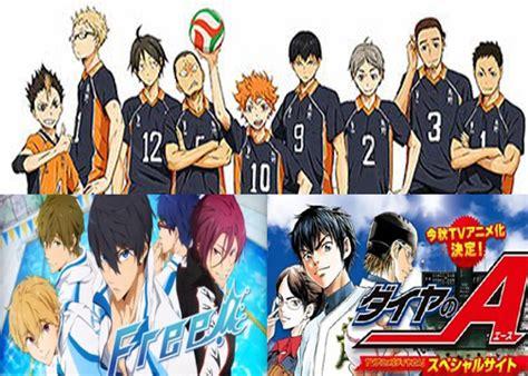 film anime olahraga seru kurotsuki anime bergenre olah raga sport yang seru