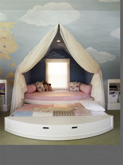 awesome bed unique and fun kid bedroom ideas
