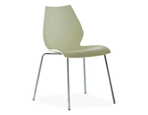 Maui Stacking Side Chair 2 Pack   hivemodern.com