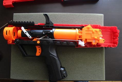Nerf Apollo nerf rival apollo internals nerf gun attachments