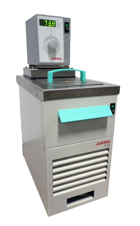 Refrigerated Heating Bath Circulator Rc 12 julabo f12 refrigerated heating circulator julabo ec temp