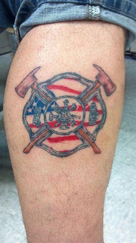 fire department tattoos dept tattoos