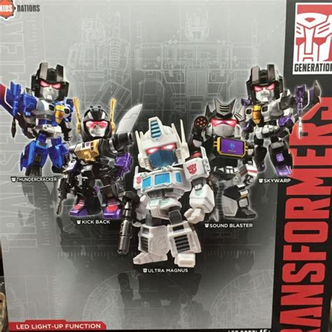 Nations Kidslogic Transformers kidslogic nation transformers tf02 soul 2014 exclusive garden and toywiz malaysia
