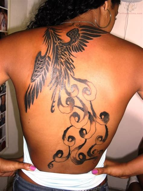 tattoos for black females black back for tattoomagz