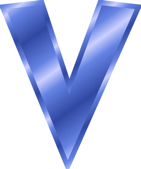 blue letter v www pixshark com images galleries with a