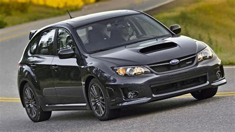 2012 subaru impreza wrx 5 door review notes affordable