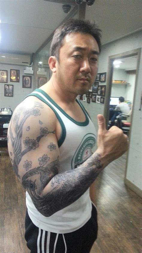 southpaw tattoo south korean tattoos