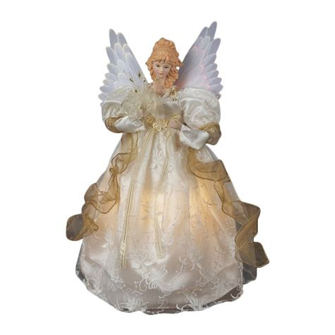 shop christmas central porcelain angel christmas tree