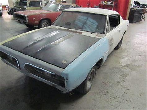 1970 plymouth gtx project cars for sale 1973 plymouth barracuda project for sale