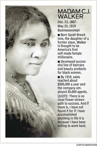 all about madam c j walker all about books via cj walker quotes