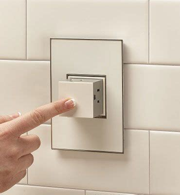 modern wall outlets adorne 174 pop out outlet 1 gang white by legrand