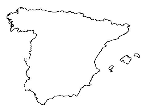 pattern out in spanish spain pattern use the printable outline for crafts