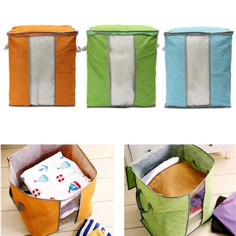 Sac Rangement Couette by Sac Housse Rangement Pour Couette V 234 Tement Stockage Bo 238 Te