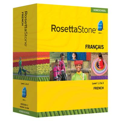 Rosetta Stone French Reviews | rosetta stone french home school product reviews