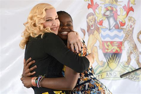 Madonna 2017 Sizling People | madonna recalls emotional fight to adopt daughter mercy