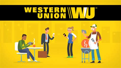 western union western union partners with wechat