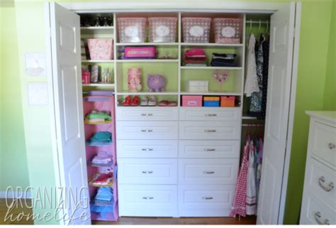 Shared Girls Bedroom Ideas organizing a shared kids room closet easyclosets