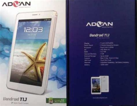 Tablet Advan Kamera 8mp advan vandroid t1k tablet 3g murah